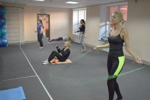 Женские тренировки по муай тай