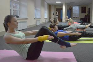 Тренировки для женщин, красиво тело