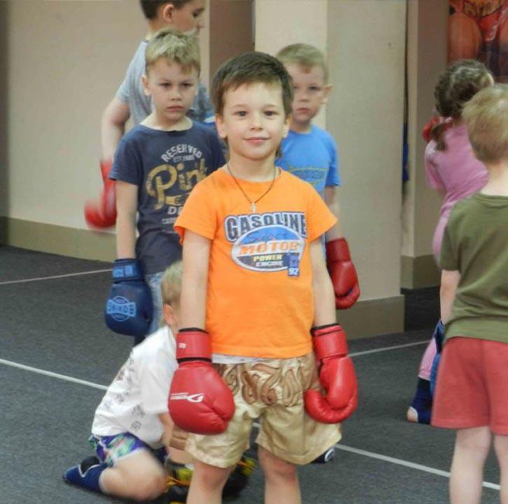 Спортивная секция восточных единоборств для ребенка