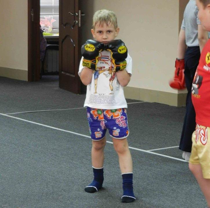 Самооборона и физкультура для детей в Омске