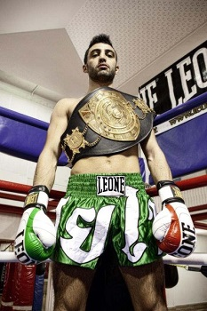 legend of whe muay thai world Giorgio Petrosyan