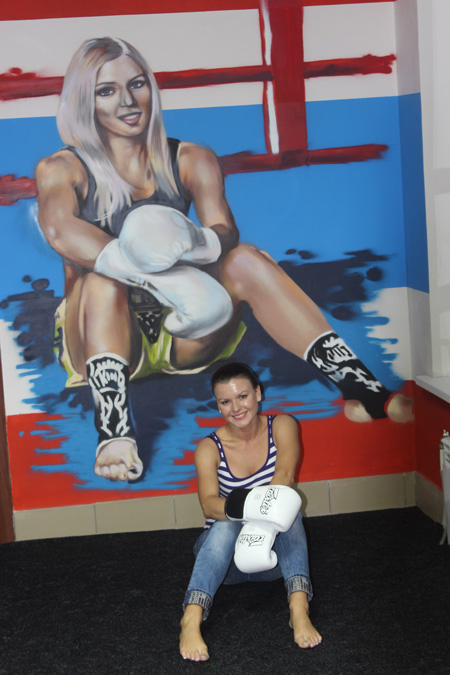 Отзыв о тренировках по тайскому боксу для женщин