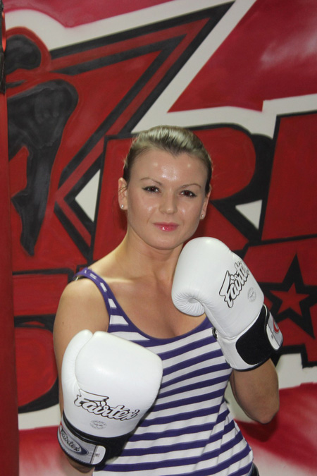 Оценка тренировок по муай тай для девушек от Юлии Лыткиной