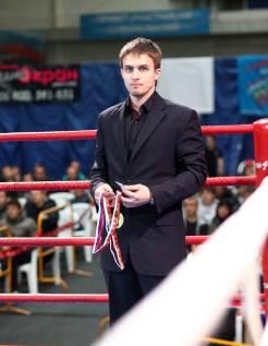 На международном турнире по тайскому боксу в Омске с медалями для победилей
