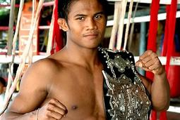 Buakaw por Pramuk, muay thai world champion